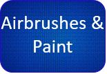 Airbrushes and Paint