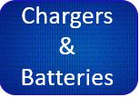 Chargers and Batteries